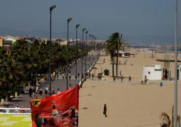 valencia playa malvarrosa