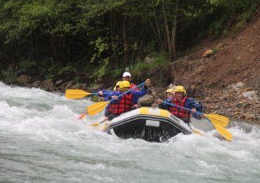 rafting le grandi gole