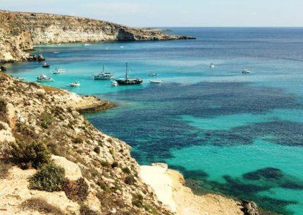 Lampedusa relax