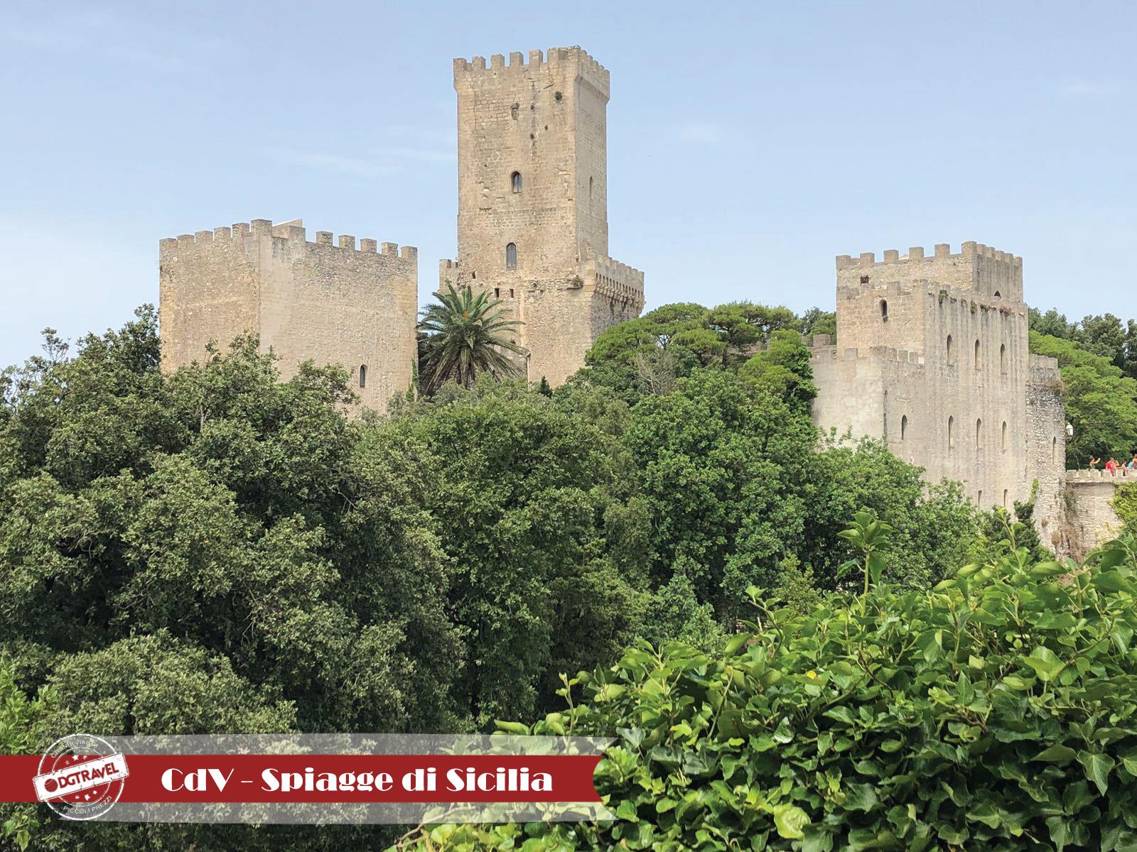 Spiagge di Sicilia castello 2