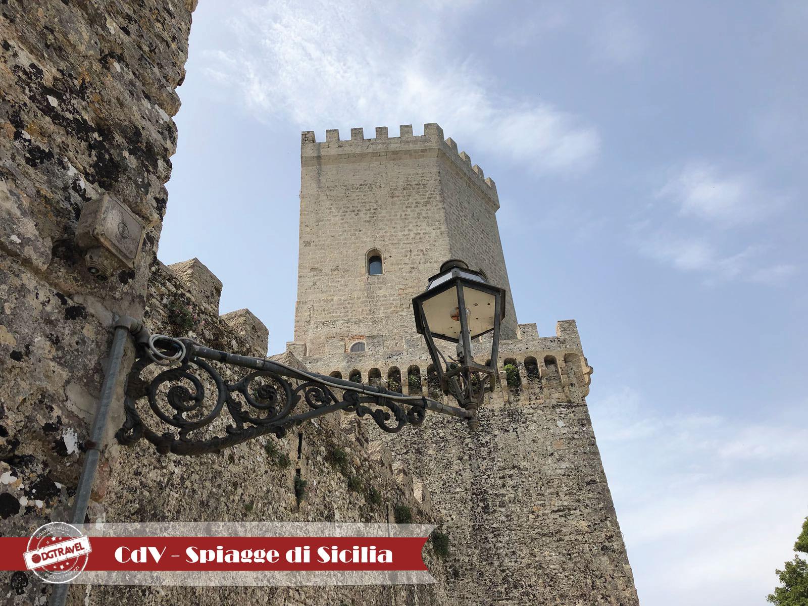 Spiagge di Sicilia Castello