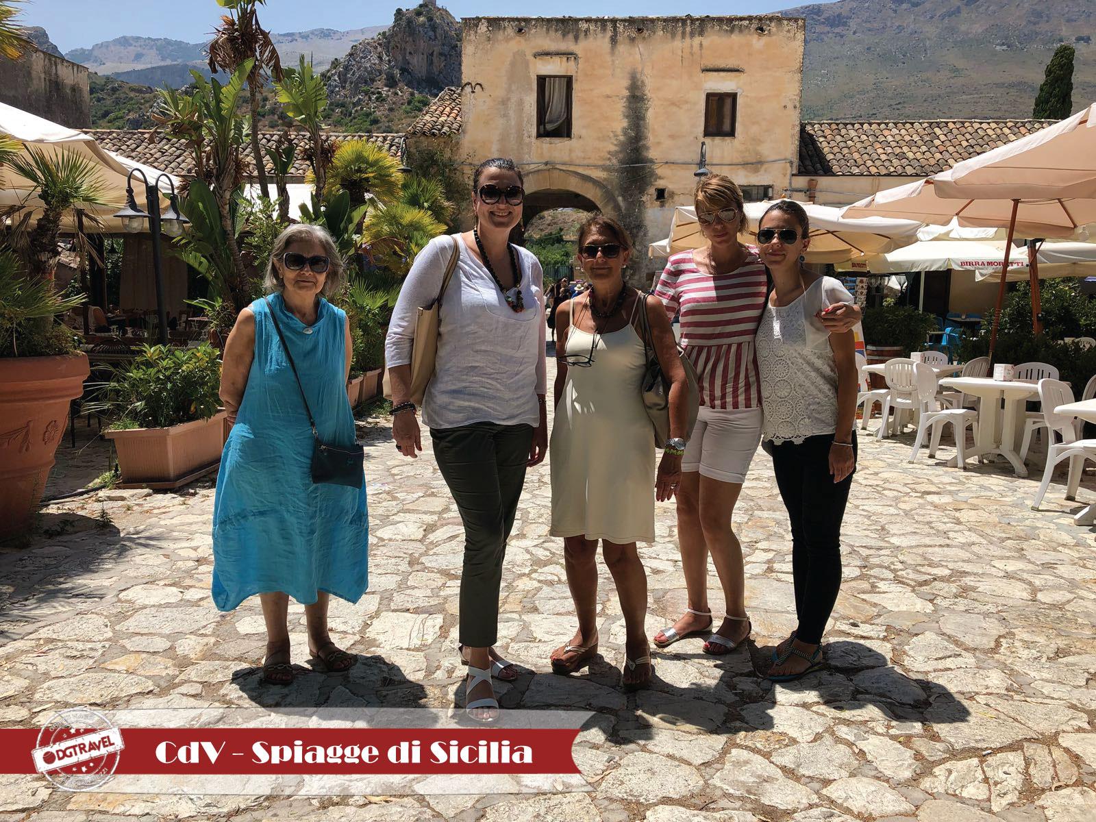 spiagge di sicilia gruppo tour