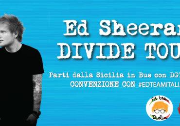 ed shheran divide tour 2019