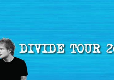 ed sheeran divide tour 2019