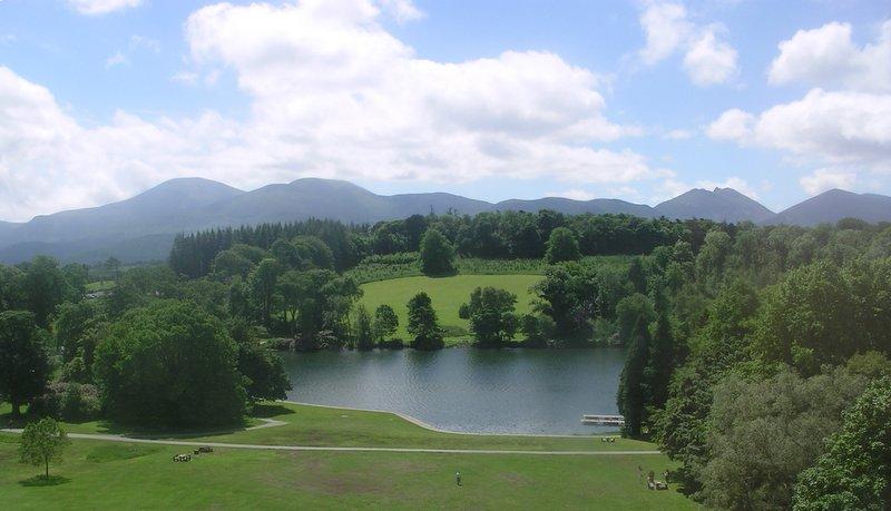 Castlewellan-lake