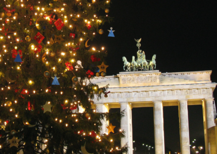 DGTRAVEL Natale a Berlino