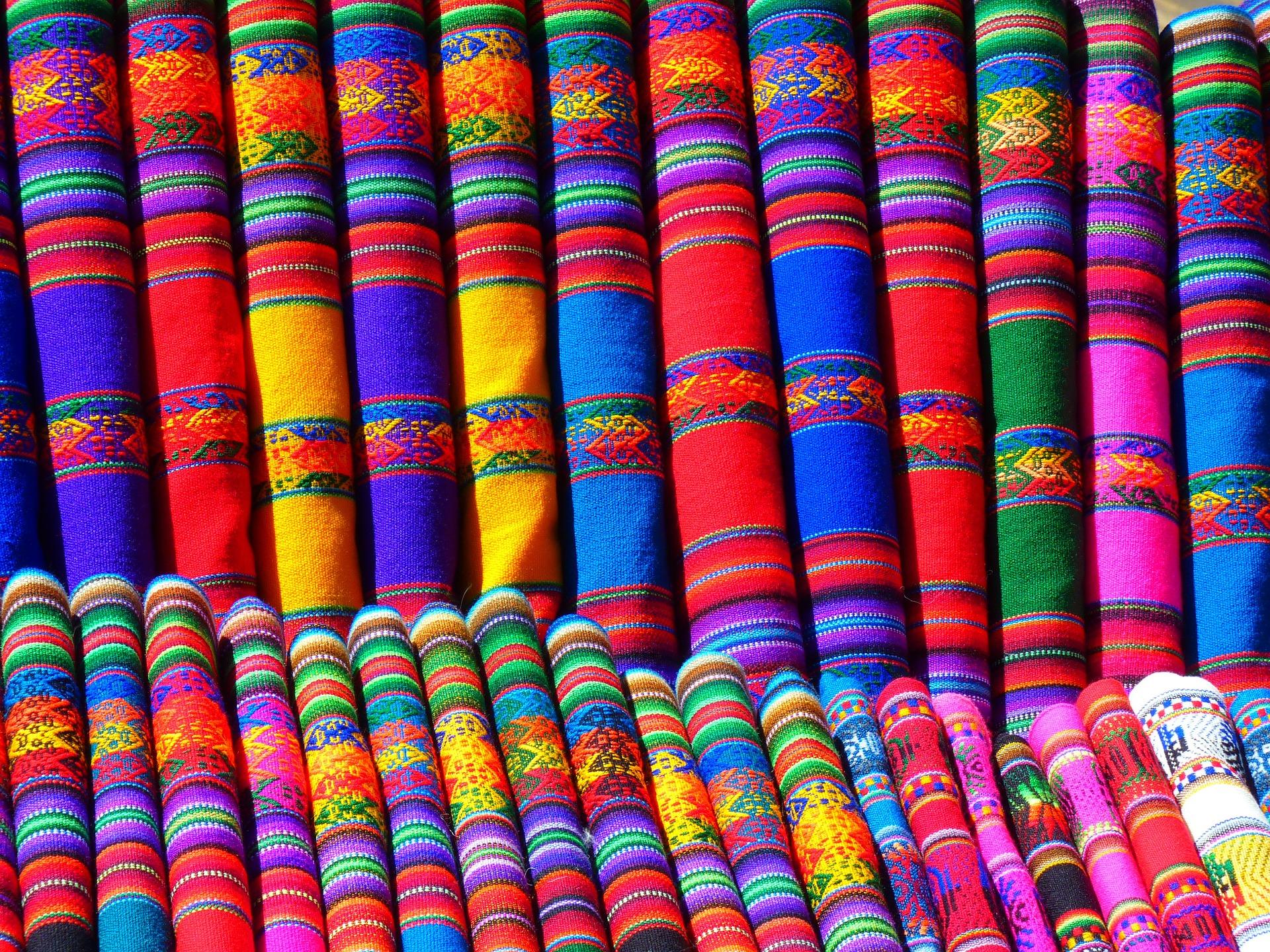 tessitura Perù