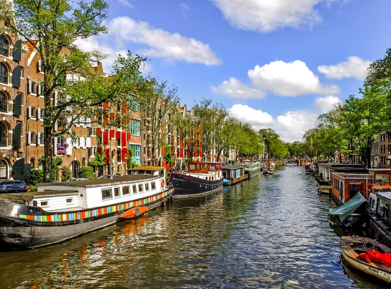 dgtravel Primavera ad Amsterdam