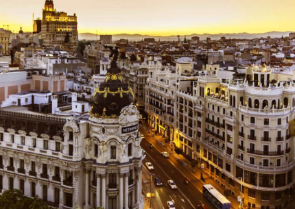 offerta DGTRAVEL Madrid