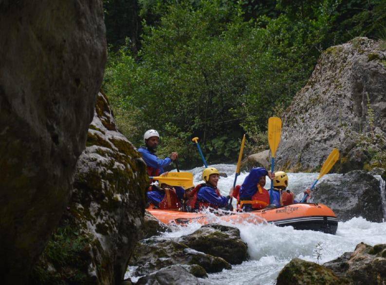 rafting fiume lao DGTRAVEL