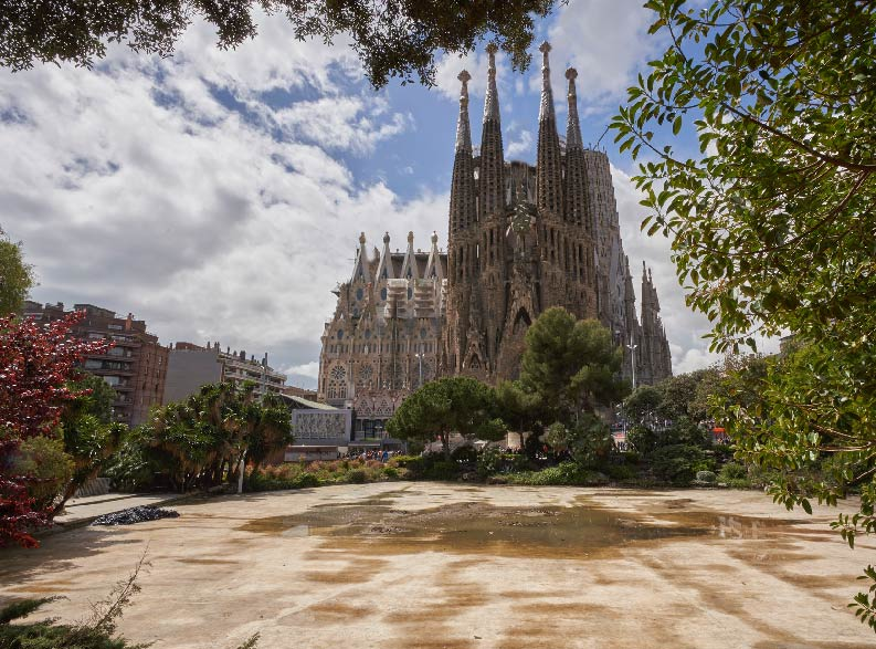 offerta barcellona estate 2019