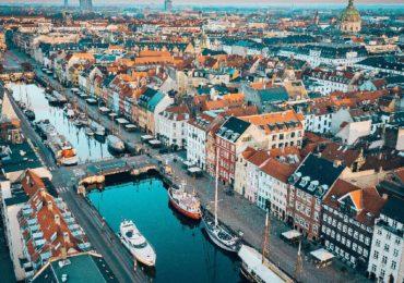 offerta Copenaghen vista dall'alto
