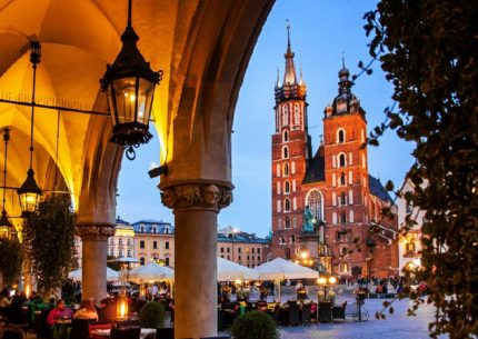 anteprima offerta Cracovia Polonia 2019