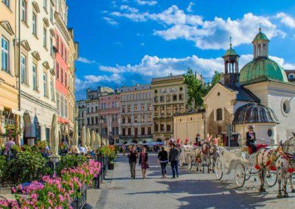 offerta Pasqua a Cracovia DGTRAVEL