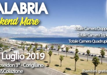 anteprima calabria weekend mare