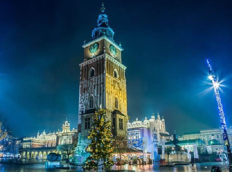 Cracovia mercatini di Natale