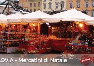 offerta mercatini di natale a Cracovia