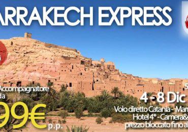 anteprima offerta Marrakech 2019