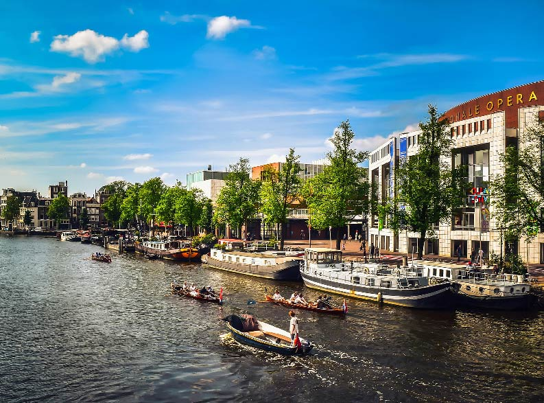 offerta Amsterdam Autunno