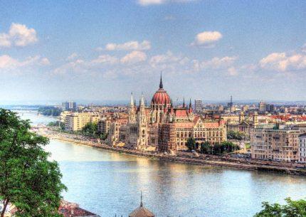 Capodanno a Budapest Danubio