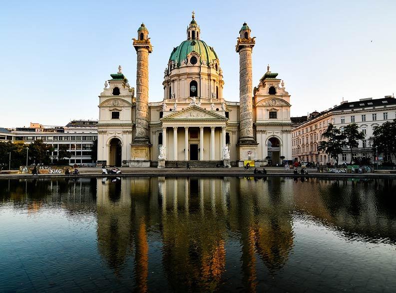 offerta autunno a Vienna dgtravel