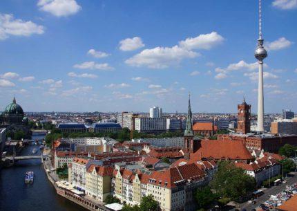 Berlino 2020 Alexander platz