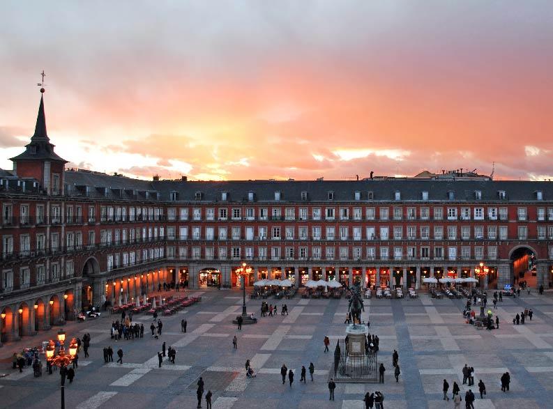 offerta Madrid Gennaio 2020