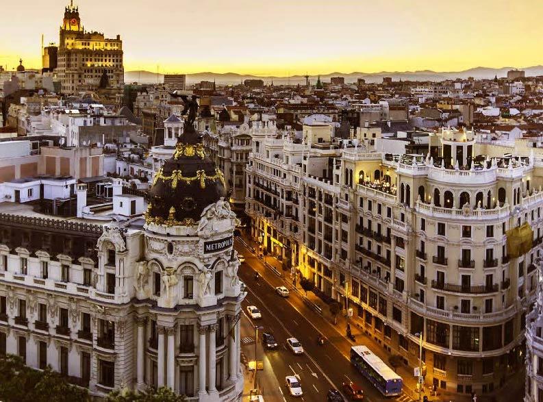 Madrid Gennaio 2