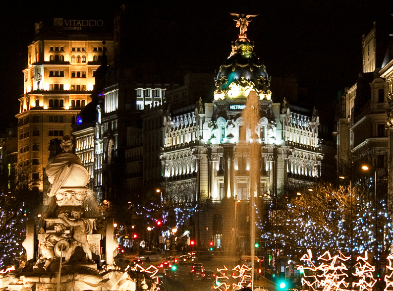 Madrid Gennaio 3