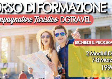 Accompagnatore Turistico DGTRAVEL