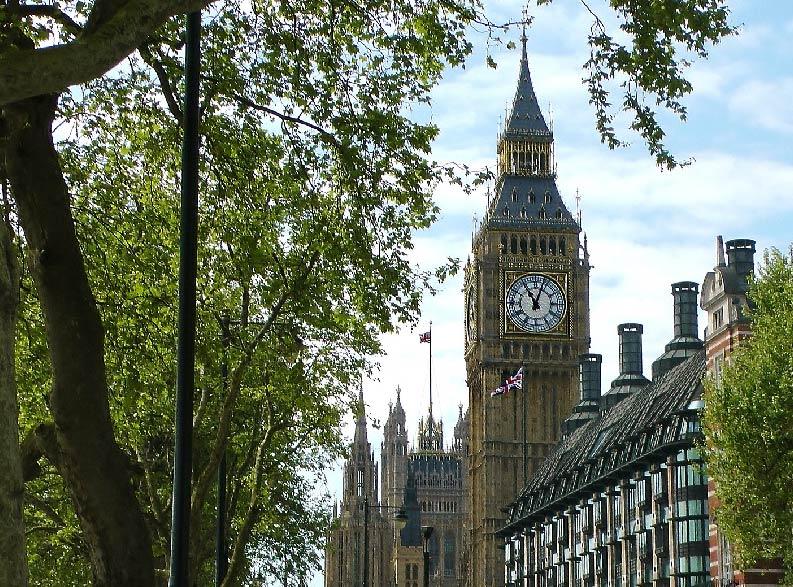 DGTRAVEL Londra Last Minute Big Ben