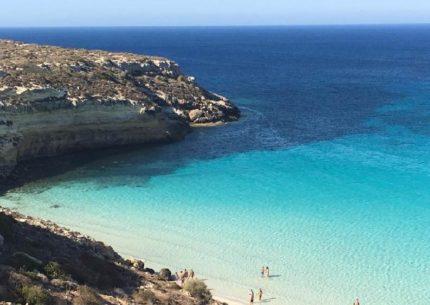 Tour a Lampedusa - isola dei Conigli