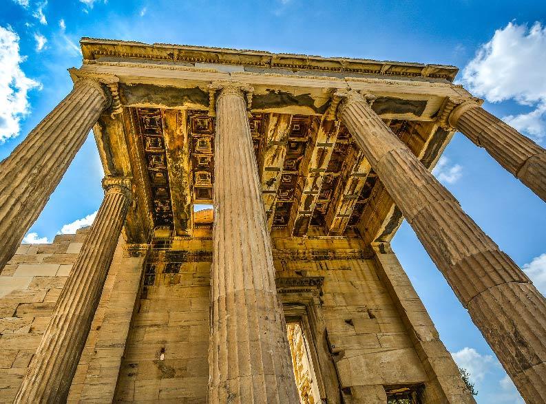 Atene a Marzo