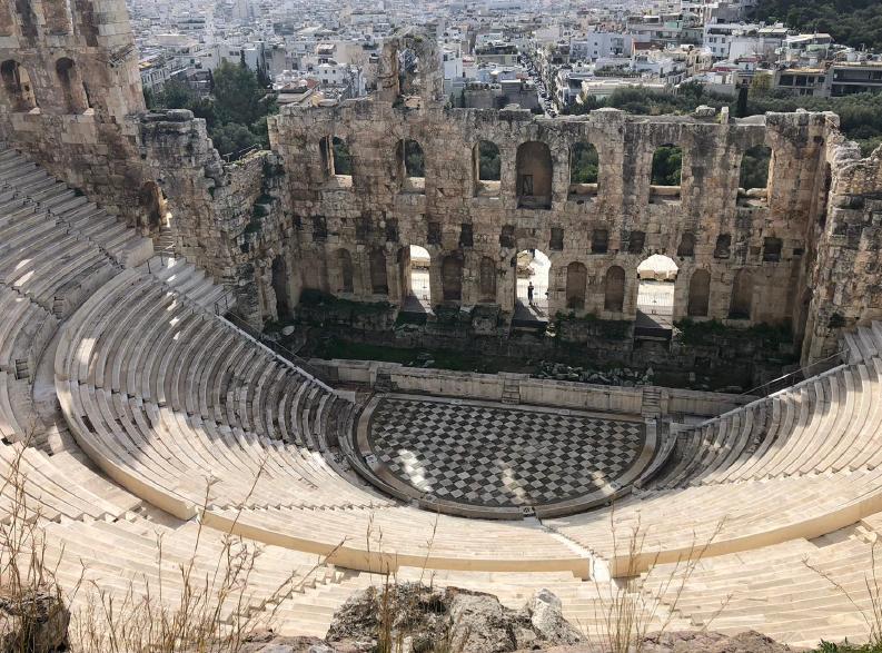 Atene a Marzo 2