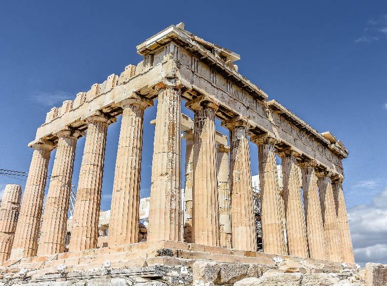 Atene a Marzo 5
