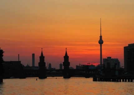 Berlino Weekend torre della televisione