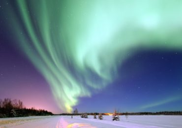 Viaggio in Lapponia - aurora boreale